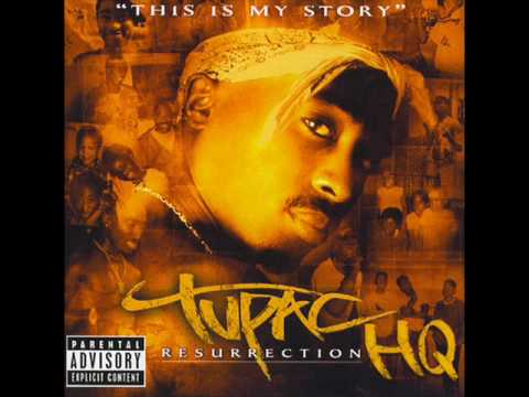 2Pac Resurrection  Ghost