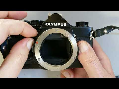 Olympus OM-1, introduction to the OM System