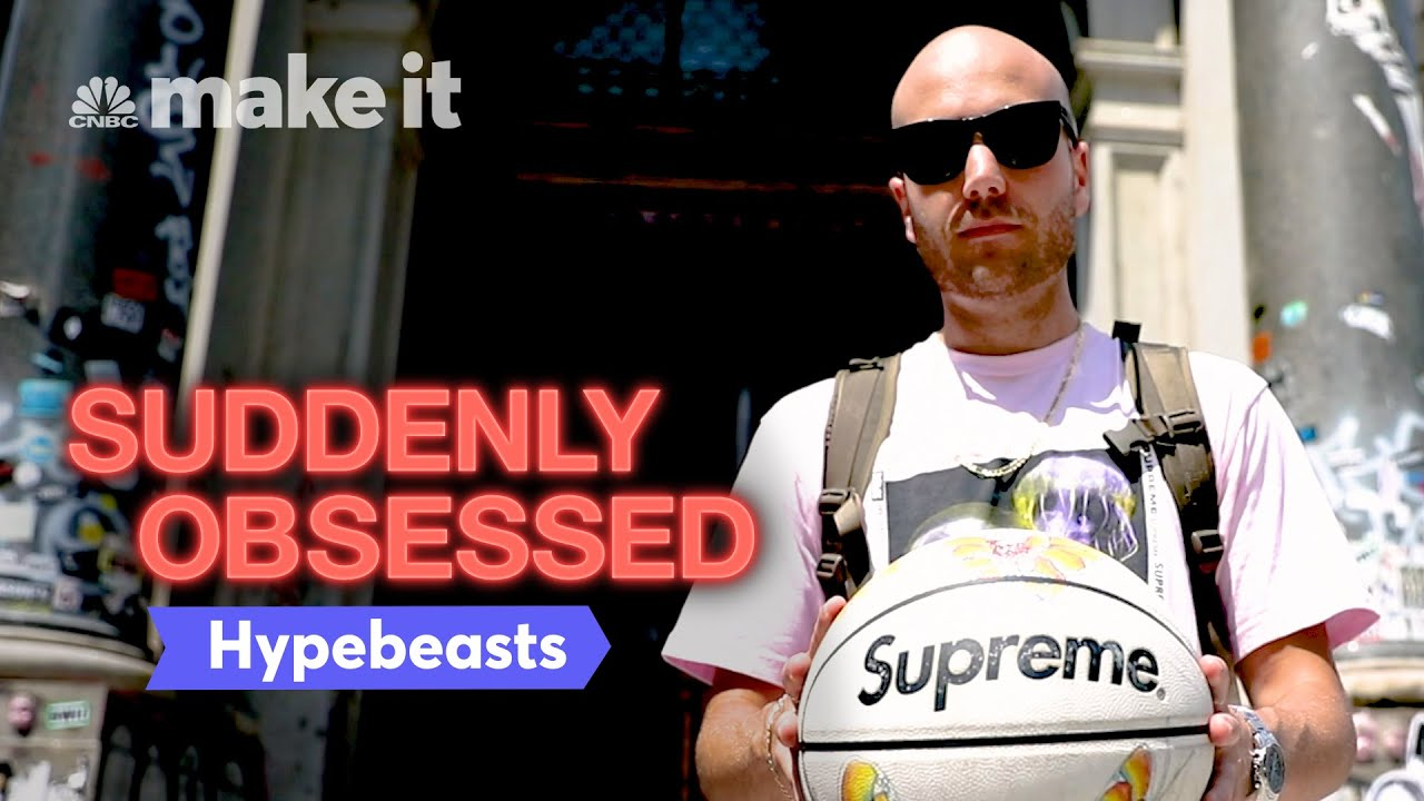 From Yeezy to Supreme, Hypebeast Culture Explained | Suddenly Obsessed Marathon