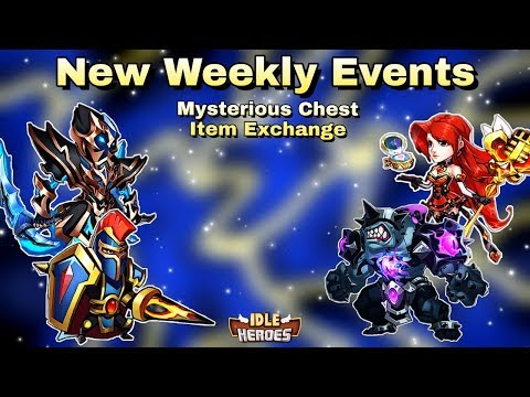 Idle Heroes (O) - New Events - Best Mysterious Gem Chest Ever?