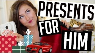 What To Get YOUR MAN ❅ Holiday Gift Guide For All Price Ranges    Sarah Belle