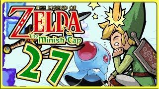 the legend of zelda the minish cap part 27 ber den wolken