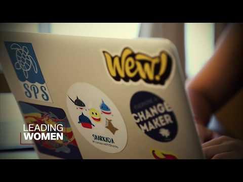 Leading Women: Anna Oposa