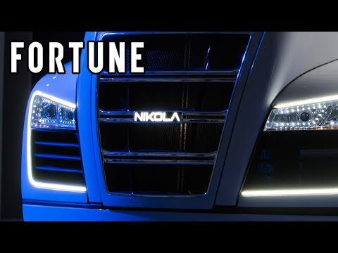Nikola Motor Company Will Build Hydrogen-Electric Trucks in Arizona I Fortune