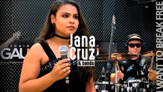 Baixar I Want To Break Free - Queen | Jana Cruz Cover #ENSAIO