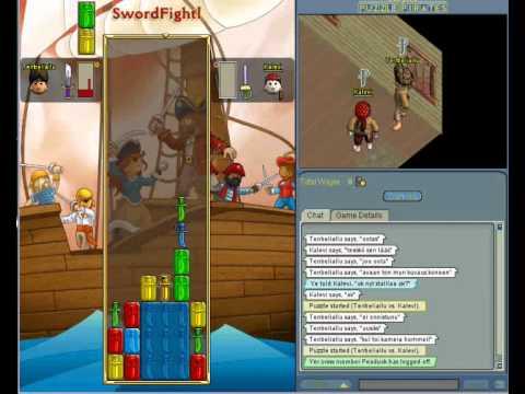 Puzzle Pirates EASY Instakill SF !