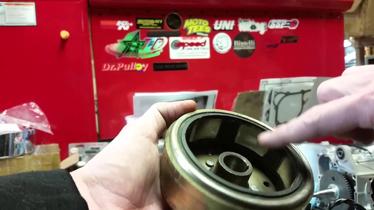 GY6 How To Count Flywheel Magnets
