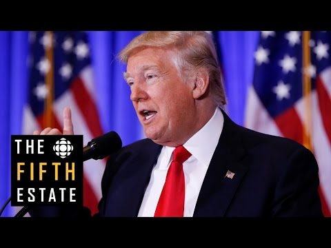 The Conspiracy Files: Putin, The FBI and Donald Trump - the fifth estate