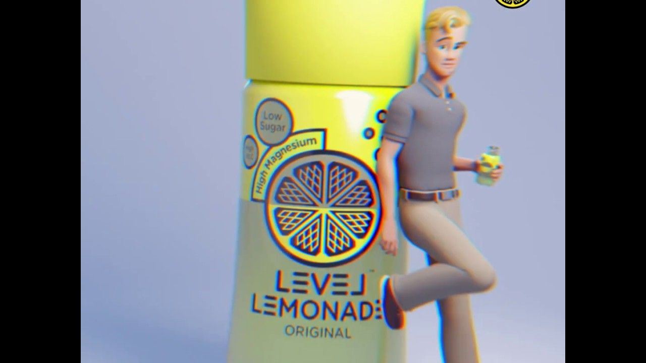 Level Lemonade Infomercial is Live