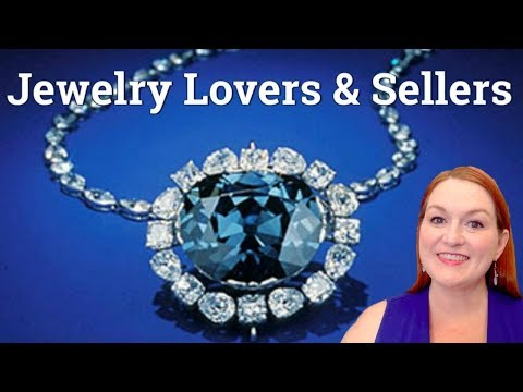 Jewelry Lovers and Sellers Group Intro Video - Learning and Sharing About Jewelry