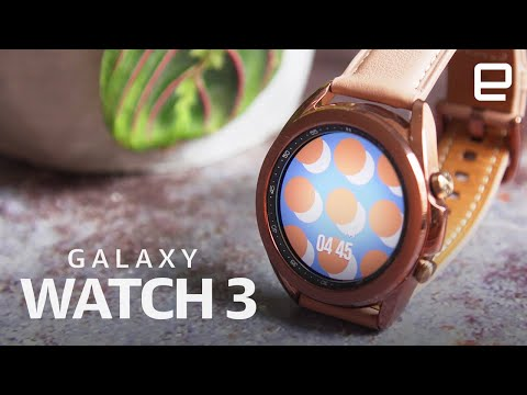 Samsung Galaxy Watch 3 review: The best non-Apple smartwatch