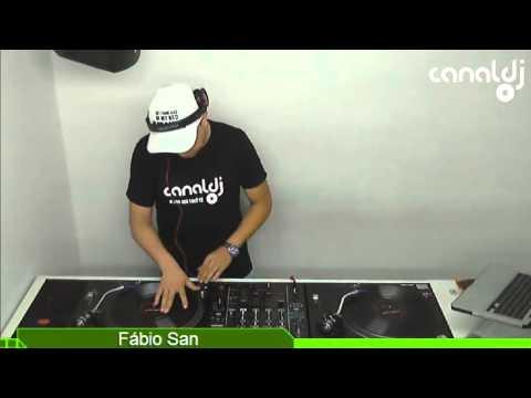 DJ Fábio San - Eurodance, Sexta Flash - 18.12.2015