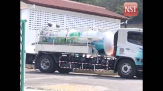 Batu Ferringhi pollution: NST team trails IWK lorry