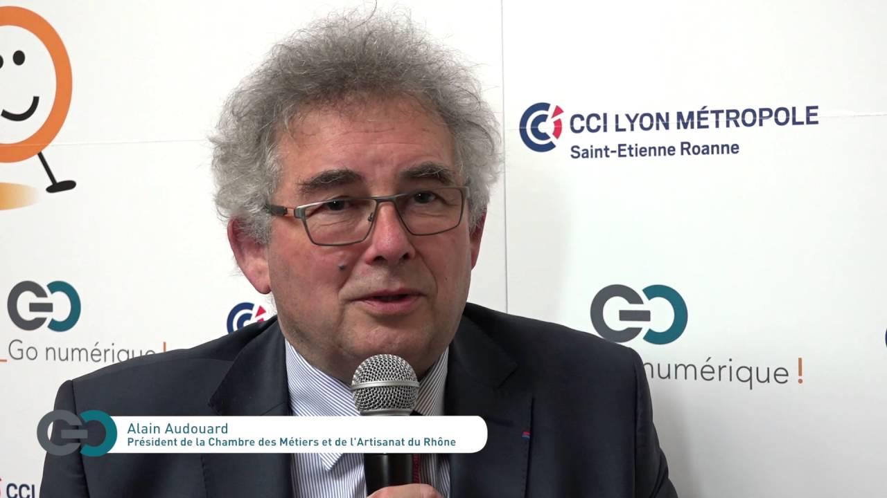 Interview d 39 alain audouard chambre de m tiers et d - Chambre des metiers mulhouse ...