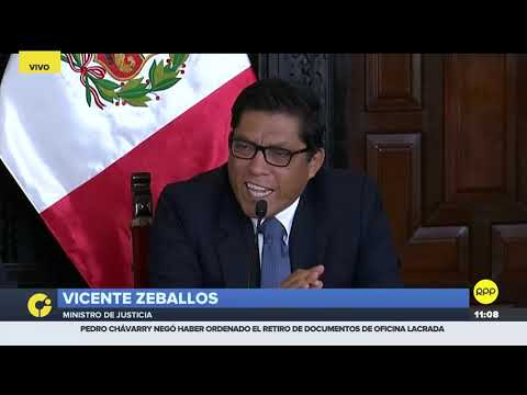 """Martín Vizcarra sobre posible cuestión de confianza: """"Queda en una intensidad mucho menor"""""""