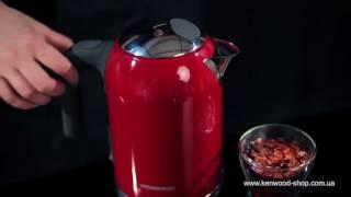 Чайник Kenwood SJM 021 - видео обзор