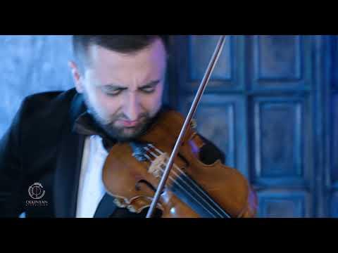 Samvel Mkhitaryan - Vagharshapati Par 'Komitas'- [violin Cover 2019]