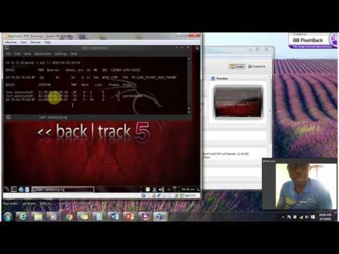 11 Cracking WPA WPA2 PSK