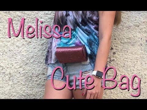 Nanda Barros - Melissa Cute Bag ( pochete)