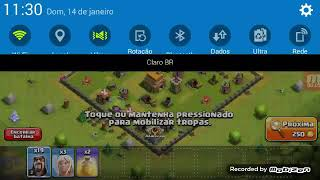Sou ruin no Clash of clans