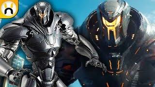 Obsidian Fury Evil Jaeger REVEALED | Pacific Rim Uprising