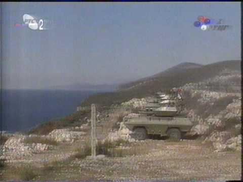 АРЈ ПВО гађање