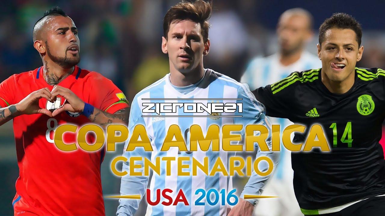 Download Los Mejores Jugadores Antes de la Copa América Centenario 2016 | HD