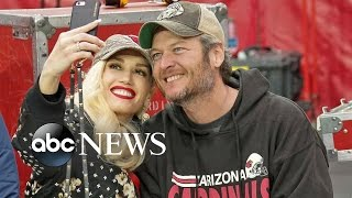 Blake Shelton Defends Relationship With Gwen Stefani