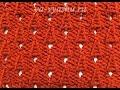 �������� ������� ����� ������� - 2016 / Beautiful openwork pattern of spokes