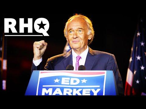 Ed Markey Fends Off Joe Kennedy III's Empty Campaign