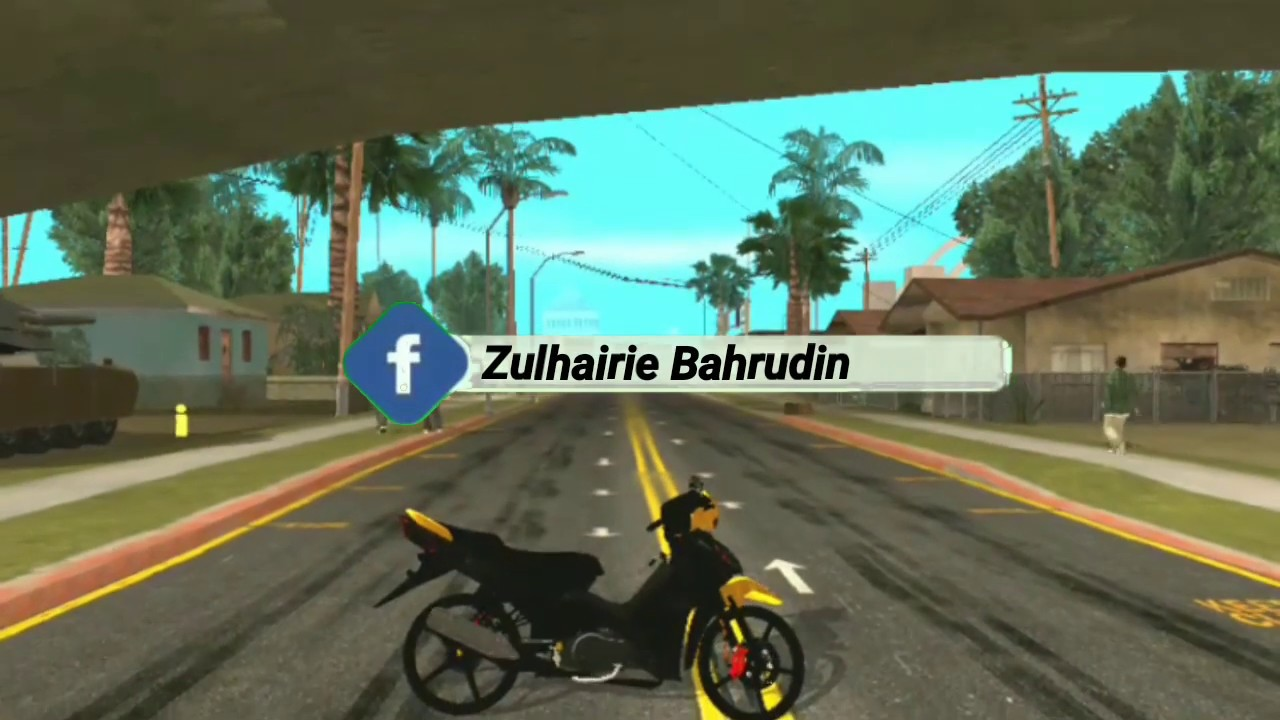 🔴[RELEASE] GTA SA ANDROID MALAYSIA V5 BY ZULHAIRIE - 500MB