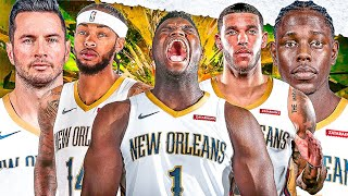 Gambar cover The BEST New Orleans Pelicans Plays of the 2020 Season! - Young Talent!