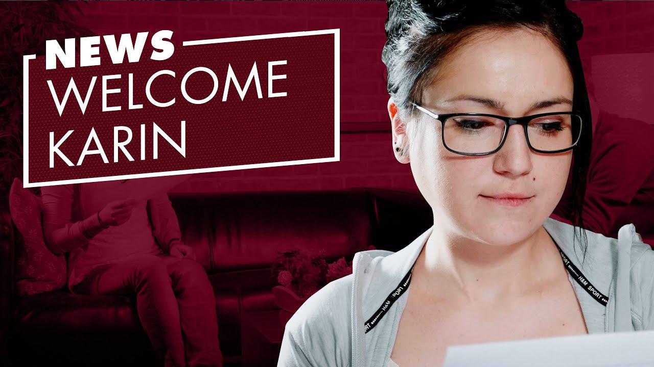 dfm News I Welcome Karin