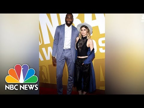 NBA Player Rasual Butler And R&B Singer Leah LaBelle Killed In A Car Crash | NBC News