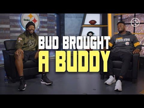 Bud Brought A Buddy: JuJu Smith-Schuster | Pittsburgh Steelers