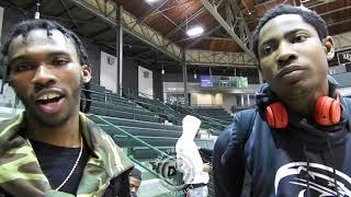 Houston's De'Jon Jarreau & Brison Gresham vs. Tulane -