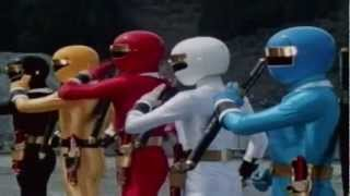 Power Rangers Ultimate Team Up [MMPR - PRS]