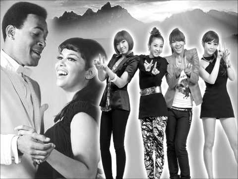2NE1 ft. Marvin Gaye/Tammi Terrell - Lonely (Ain't No Mountain High Enough) - Mashup/Remix mp3