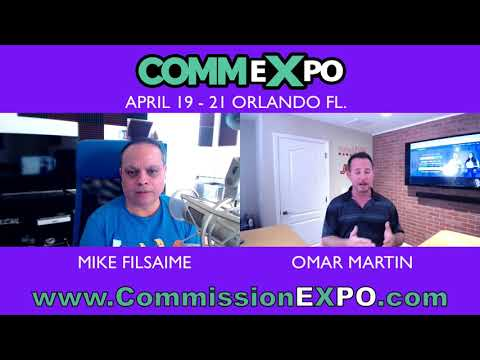 Commission Expo Interview With MikeFilsaime