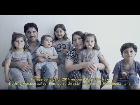 Parlamentarischer Abend: ASB engagiert sich für Flüchtlinge