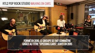 Walking on Cars - Catch me if you can (Live) - RTL2 Pop Rock Studio
