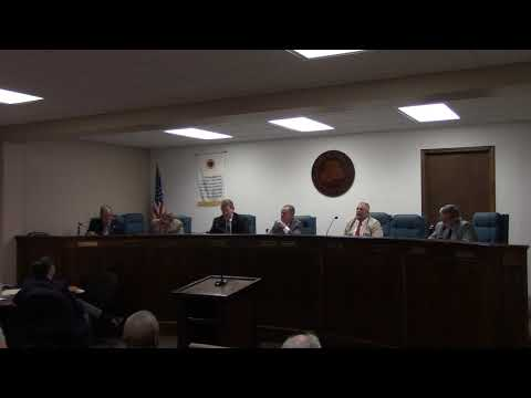 Chilton County Commission Meeting 2-26-2020 Pt. 2