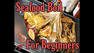 SEAFOOD BOIL FOR BEGINNERS  STEP BY STEP DaniByDemand