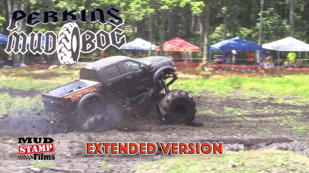 PERKINS MUD BOG JUNE 2016 EXTENDED!