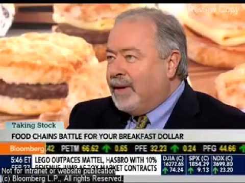 Bojangles' Franchise on Bloomberg TV