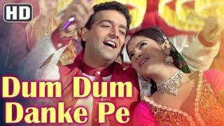 Dum Dum Danke (HD) - Ghulam-E-Mustafa Songs - Bollywood Dandiya Song - Udit - Alka Yagnik Duets