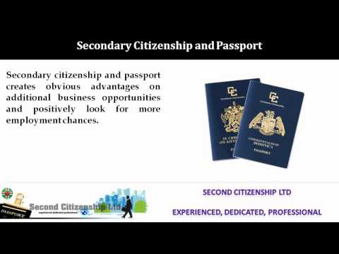 Dominica Dual Citizenship and Second Passport