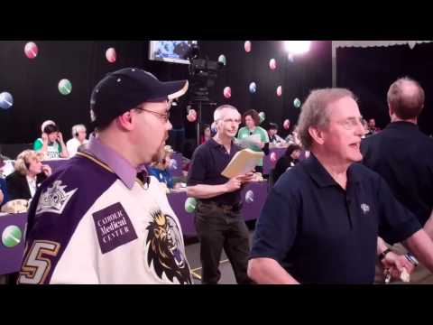 A day behind the scenes at the NHPTV Auction