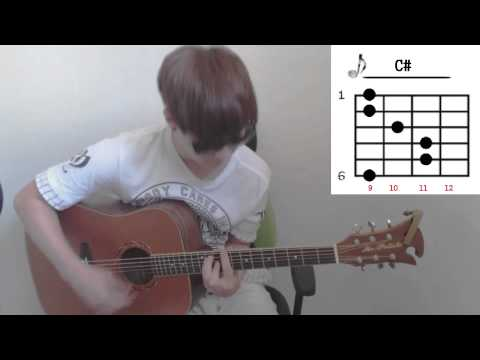 chord) 빅뱅 (bigbang) - if you guitar cover 기타커버 - YouTube