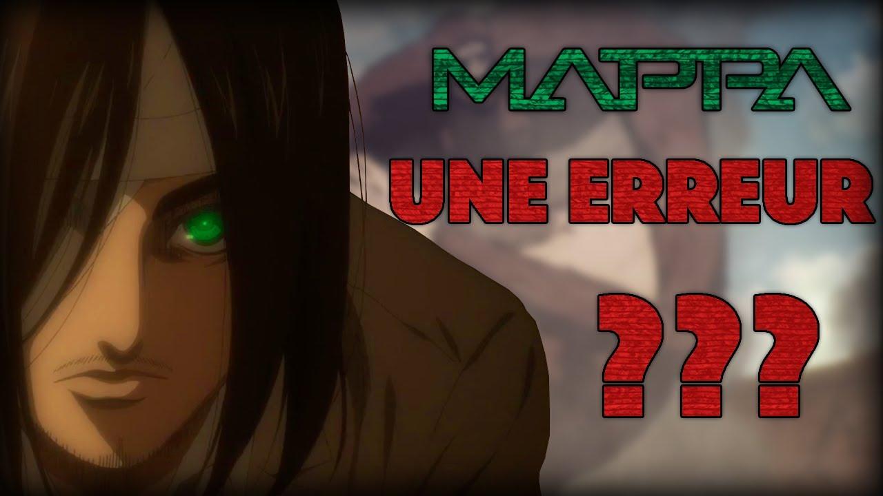 Download MAPPA, UNE ERREUR ??? - SNK Saison 4